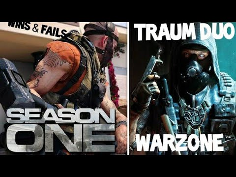 Download Junior Bevil & Sanka Coffie | Traum Duo | Call Of Duty® WARZONE | Wins & Fail | Part 7