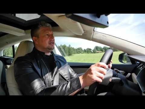 Minkälainen on Tesla Model S 70D ajaa?