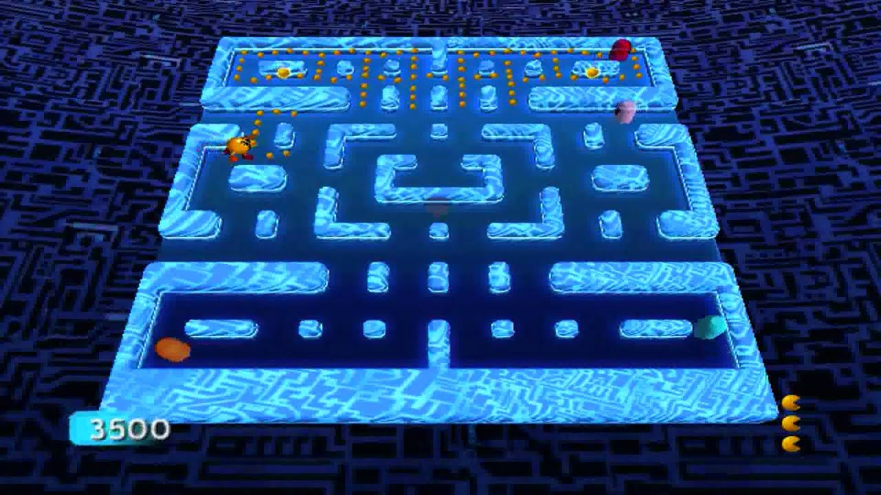 Image result for pac-man world 3 galaxian