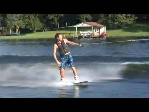 Slingshot WAKE boat set - Lake Athens, TX