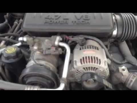 #comprenyvendanlomejor Jeep Cherokee Laredo motor 4 7 v8 fabricación 2003