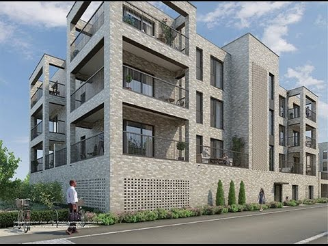 Countryside Properties - The Mendini Apartments  @ AURA, Great kneighton, by Showhomesonline