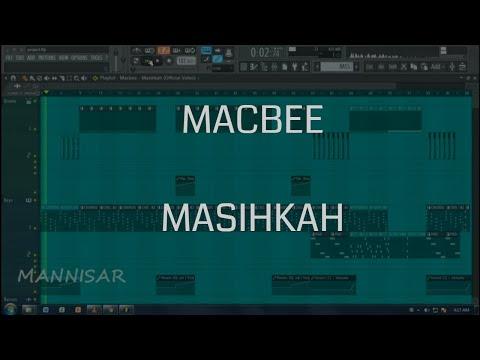 Macbee - Masihkah (Instrumental/FL Studio Remake)