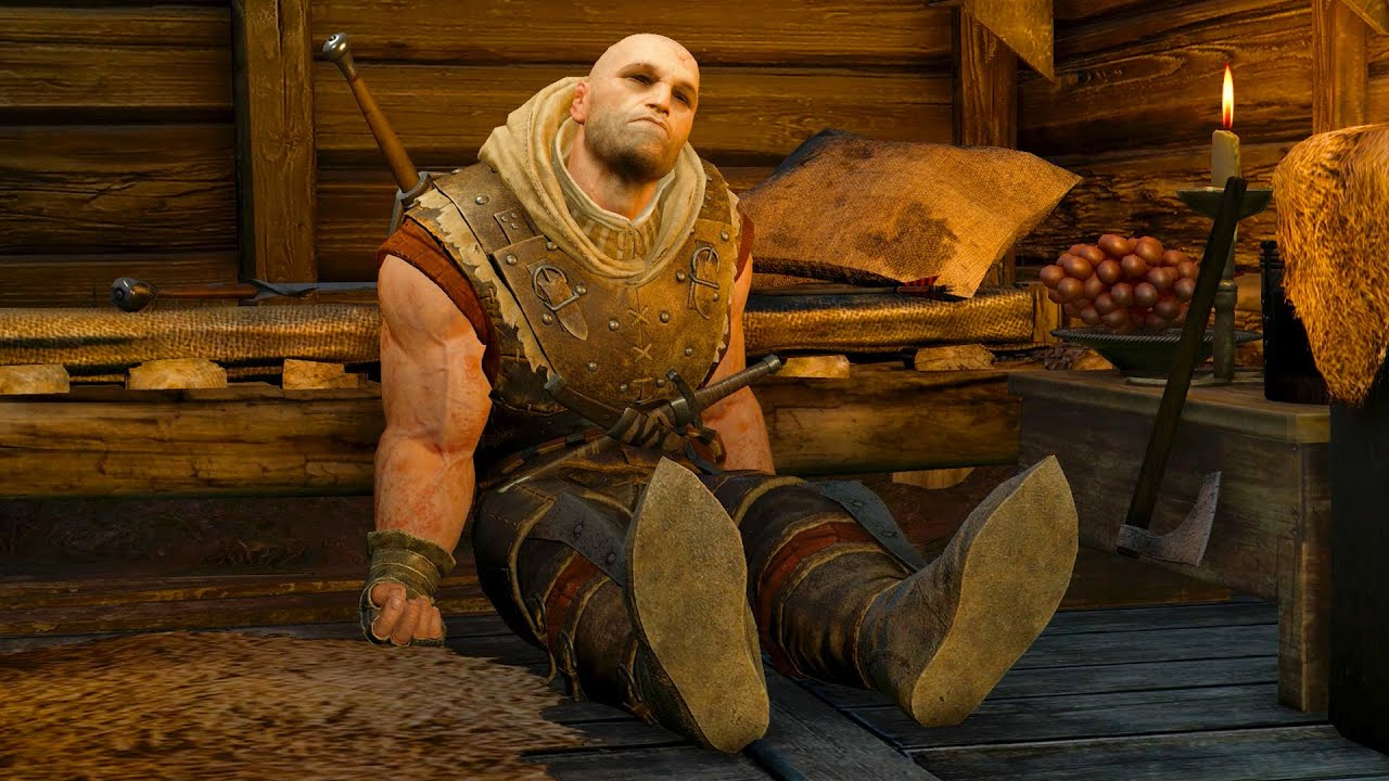 witcher 3 how to get letho