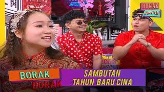Borak Borak: Sambutan Tahun Baru Cina | Borak Kopitiam (25 Januari 2020)