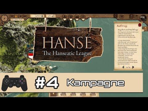 Hanse - The Hanseatic League | #4: Städtewachstum im Fokus | Let's Play Hanse (Deutsch)
