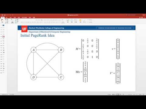 CNT6805 Project - Link Analysis Algorithm: PageRank And HITS