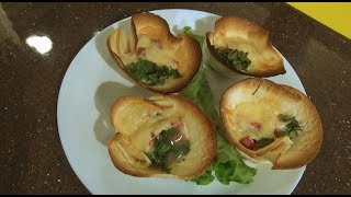 Оригинальный завтрак от шеф-повара Умы Хайбулаевны