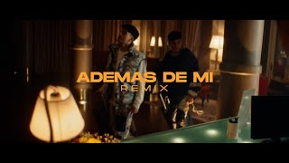 ADEMAS DE MI REMIX (Official Trailer)