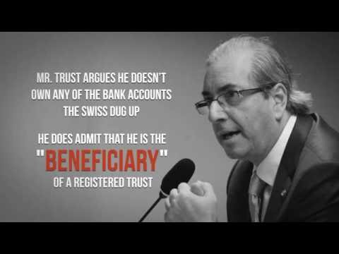 Eduardo Cunha - Brazil's most renowned Mr Trust