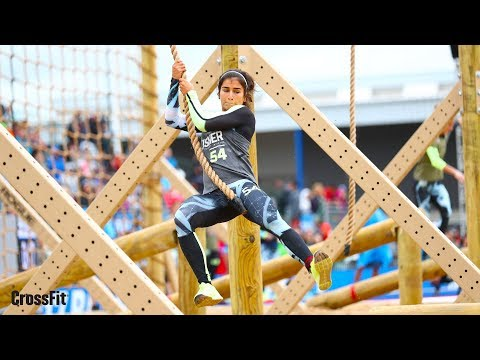 The CrossFit Games - Individual Sprint O-Course