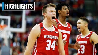 Nate reuvers scored 17 points in wisconsin's upset win over ohio state.#ohiostatebuckeyesbasketball#wisconsinbadgersbasketball#ncaafootballsubscribe to big t...