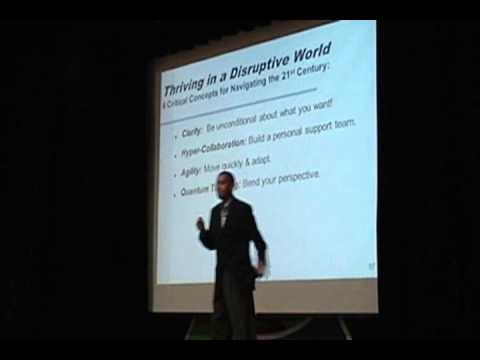 Thriving in a Disruptive World: 6 Critical Concepts to Navigating the 21st Century