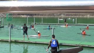 canoe_polo  2017 保田ヶ池カップ 対アウダーチェ《前半》