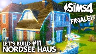 Familienhaus bauen in Die Sims 4 | Nordsee Haus #11 Let's Build (deutsch)