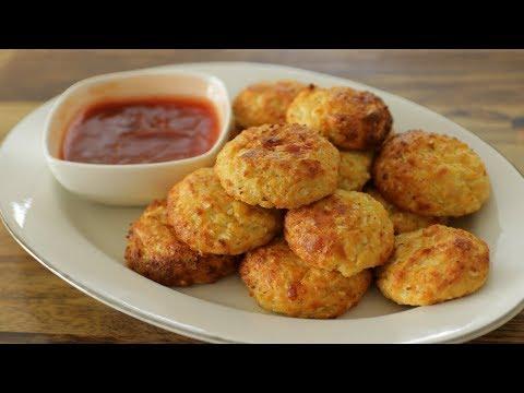 Cauliflower Cheese Balls Recipe