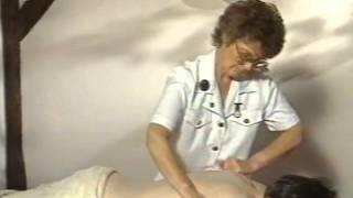 Техника общего массажа #5