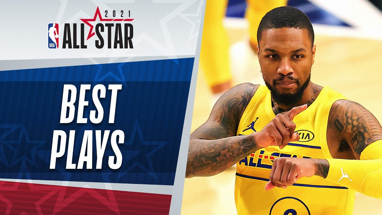 TOP PLAYS From The 2021 #NBAAllStar Game!