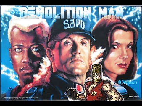 Paul Phoenix, Demolition Man, and Sandra Bullock  ATP Lore
