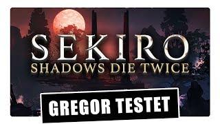 Gregor testet Sekiro: Shadows Die Twice inkl. PC & Konsolen-Vergleich (Review / Test)