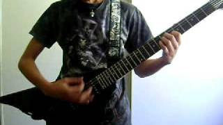 System Of A Down- Cigaro (Guitar Cover)