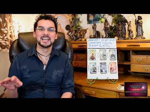 Taurus Weekly Astrology & Tarot Horoscope January 20-27 2020