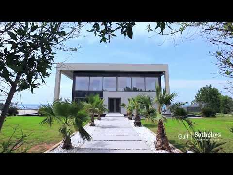 Nurai Island Villa, Abu Dhabi, United Arab Emirates