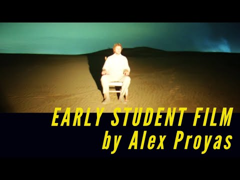 A VERY EARLY STUDENT FILM BY ALEX PROYAS