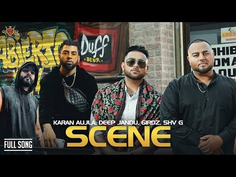 New Kid On The Block : SCENE - KARAN AUJLA | DEEP JANDU | 6IRDZ | SHV G | JAY TRAK