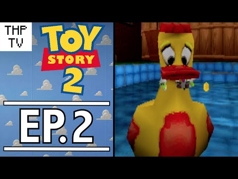 Toy Story 2 (Ep. 2) - Falling Down a Lot