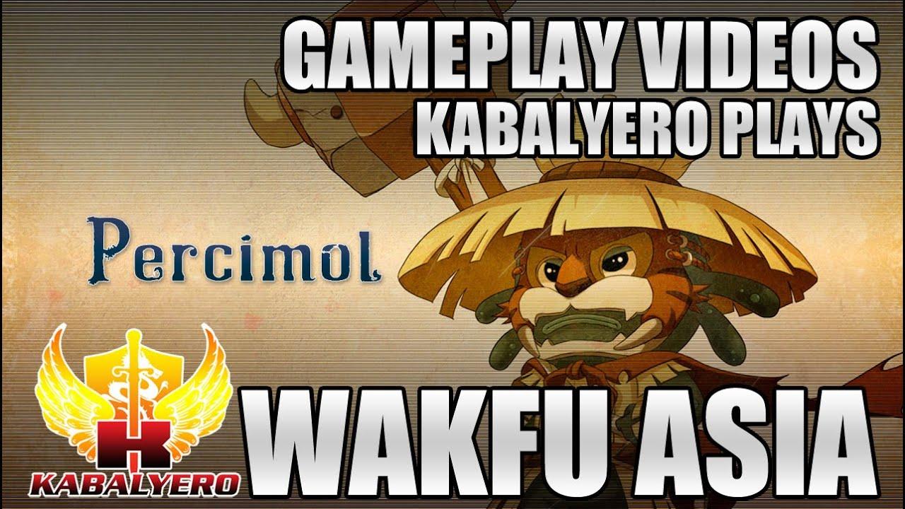 Wakfu Asia Gameplay Videos