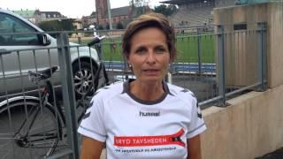 Copenhagen Half Marathon: Camilla Arndt fra Bryd Tavsheden fortæller om løb