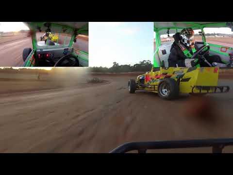 Heat race 105 speedway 5 25 2018