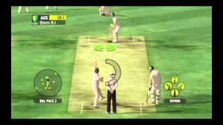 England Vs Australia 1st Test - Ashes Cricket 2009 - Part 1