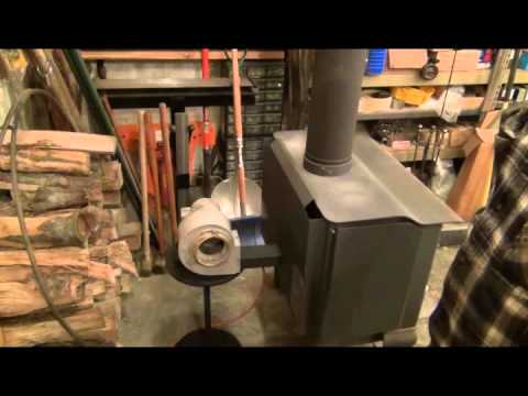 Blower For Wood Stove Pt2 Youtube