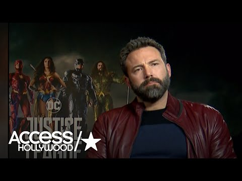 Ben Affleck Says Men In Hollywood Need To Make Sexual Harassment Their Problem Too