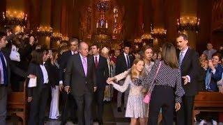 شاهد ملكة إسبانيا تتطاول على حماتها والملك يتدخل