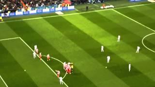 Real Madrid Atletico Madrid 2-0 Ronaldo Freekick
