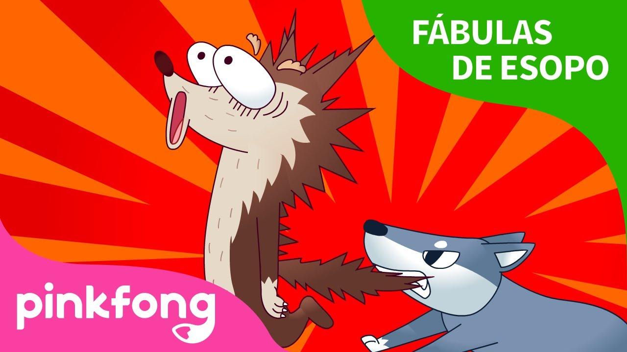 El Lobo y la Flauta | Fábulas de Esopo | Pinkfong Cuentos Infantiles