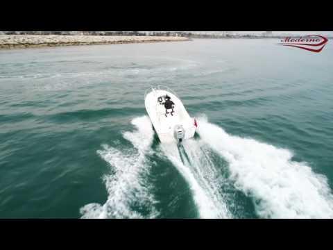 Moderno WR 20 Açık Deniz Balıkçı Teknesi Mersin- OFFSHORE FISHING BOAT