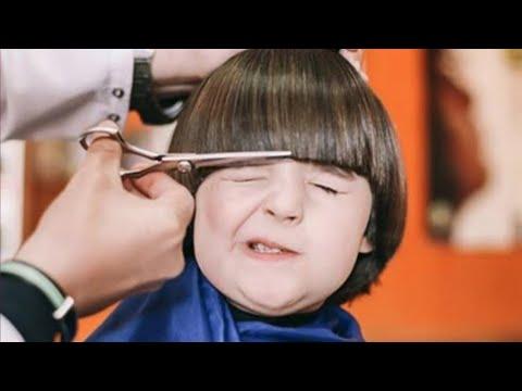 قص شعر الأطفال بطريقة جميلة معلم مراد Youtube