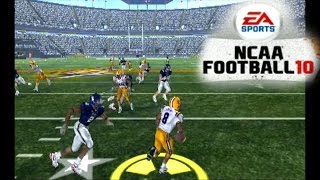 NCAA Football 10 ... (PS2)