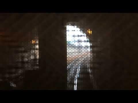 Seoul Metropolitan Subway Line 4 ride (수도권 전철 4호선 주행) - Ichon to Sadang (July 1, 2012)