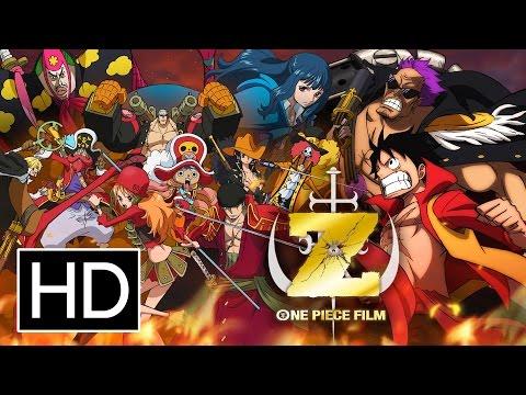One Piece Film: Z - Official Trailer