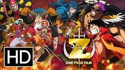 One Piece Film: Z - Official Trailer