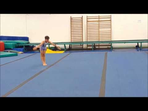 Age Group Programme - Men's Artistic Floor - High Performance Compulsory 1