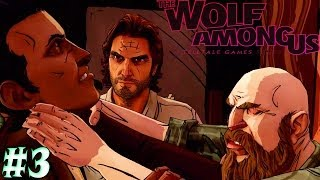 """The Wolf Among Us - Episode 3"": ""A Crooked Mile Full Episode"" Part 3 The Woodman's Secret !"