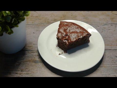 gâteau-au-chocolat-avec-seulement-2-ingrédients,-un-régal