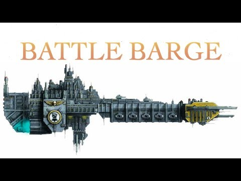 40 Facts and Lore on Battle Barge Warhammer 40K