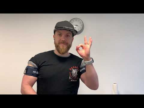 Upper Body Cuffs Review & And Advanced Home Gym Setup